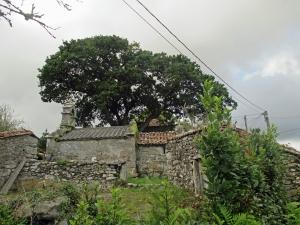 capela e casas