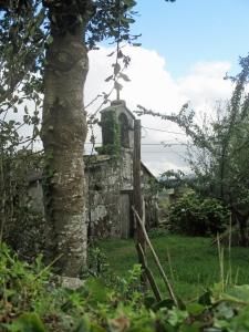 fachada capela